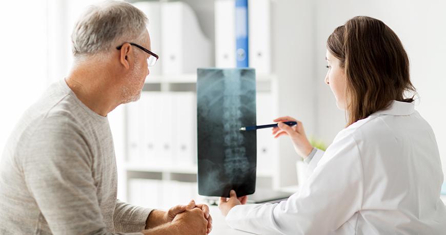 οστεοπόρωση - Osteoporose